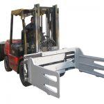 Gaffla Truck Snúningur Balklemmur Með Forklift