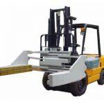 Forkliftaheill klemmur eða múrklemmur 2.5t klemmur fyrir lyftara sem ekki eru að skipta