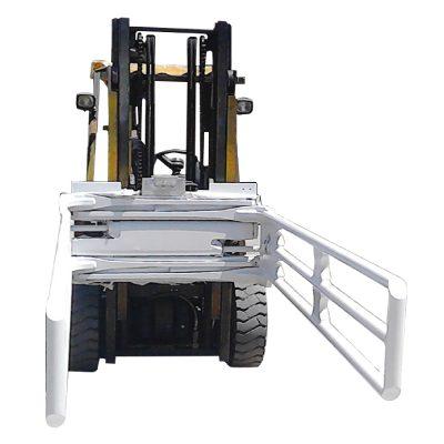 Forklift froðuklemmu
