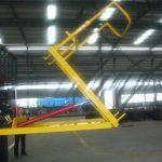 Bin Tipper Forklift viðhengi